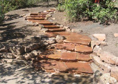 Aquahab stair